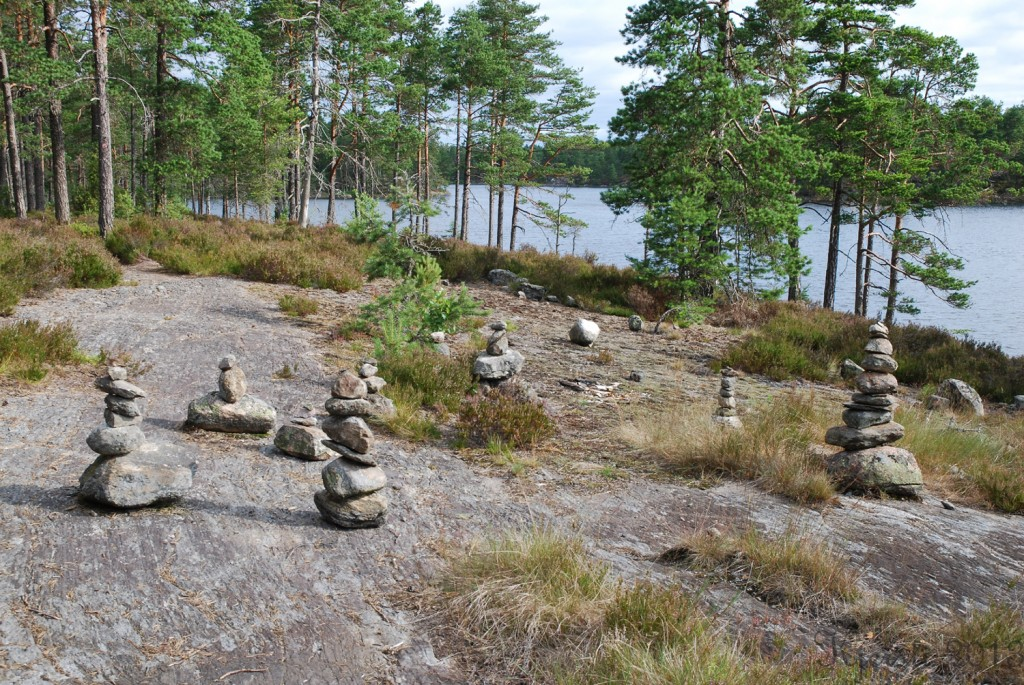 19 140713 Telttur i Tresticklans Nationalpark - Stora Tresticklan