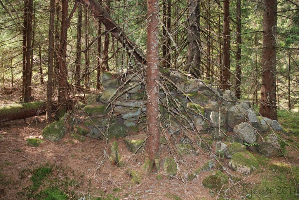 5 140713 130713 Telttur i Tresticklans Nationalpark - Bråtane