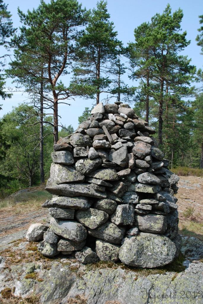 7 140713 130713 Telttur i Tresticklans Nationalpark - Orshöjden