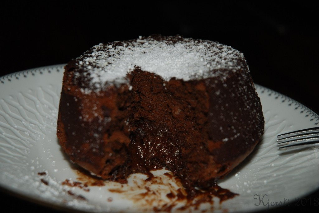 6 011113 Sjokoladefondant