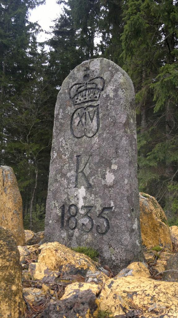 10 091114 Kyststien fra Elgåfossen til Ejgdesjön