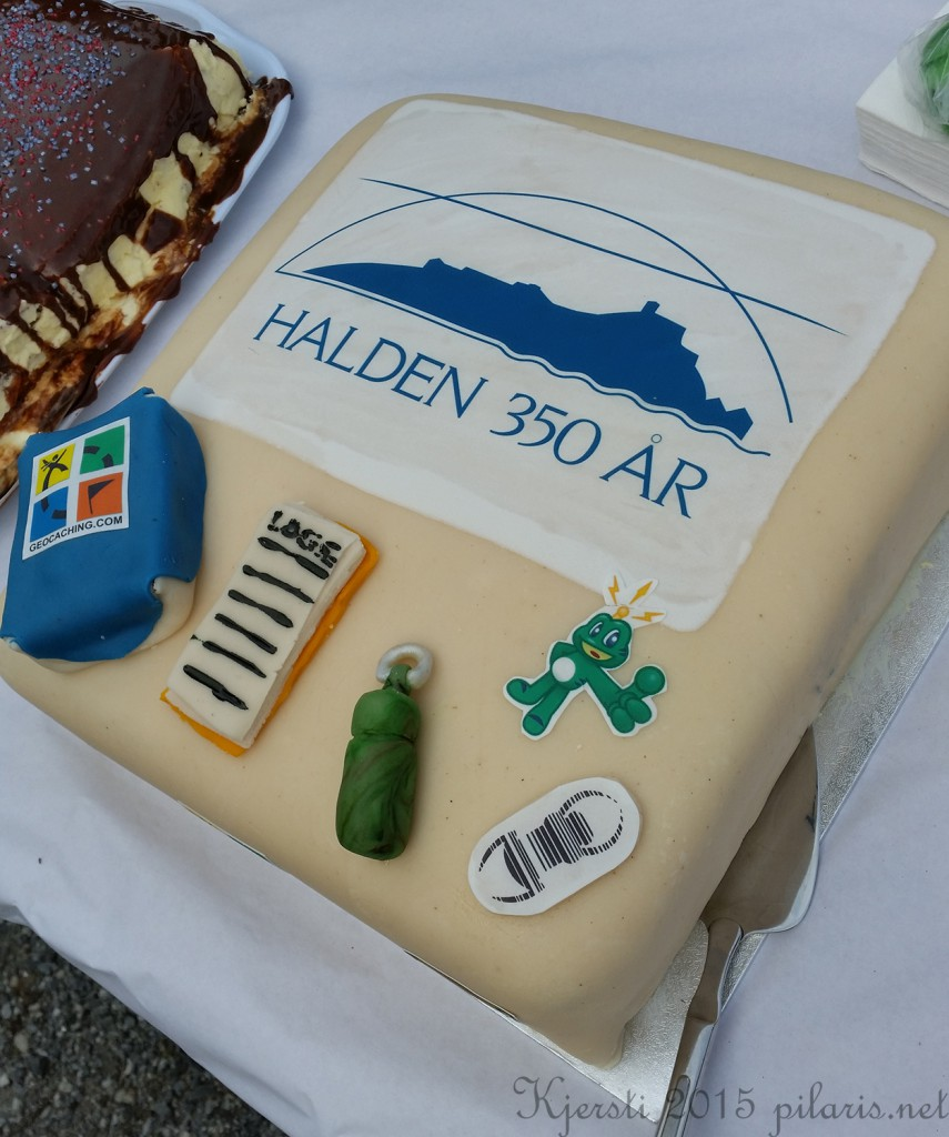 1 120415 110415 Geocachingevent Halden by 350 år