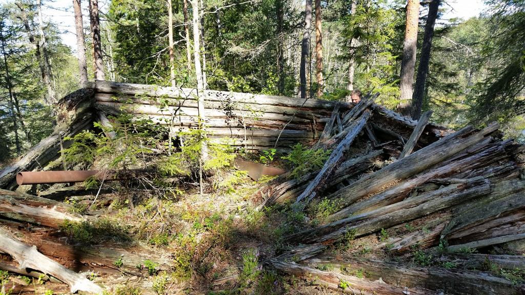 6 300815 290815 Geocaching i Rakkestadfjella