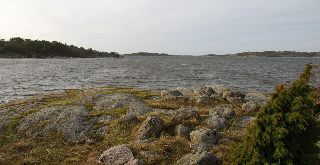 7 300116 Geocaching på Nötholmen