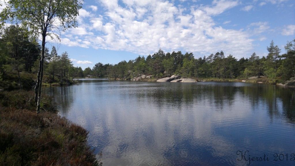 3 090613 Utsikten ved Drøftetrauet