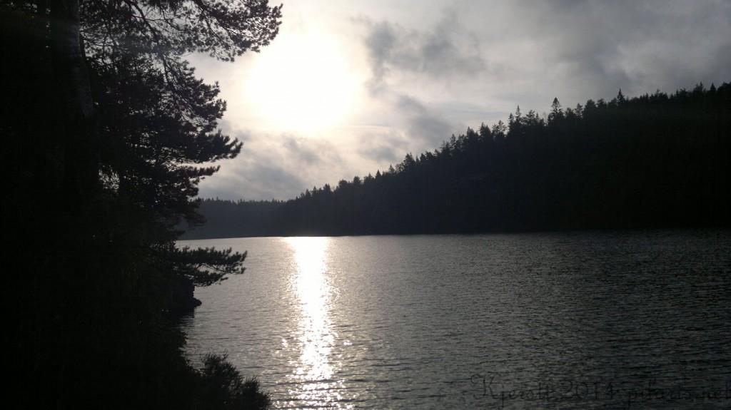 5 091114 Kyststien fra Elgåfossen til Ejgdesjön