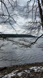 1 280315 Geocaching Folkå naturreservat