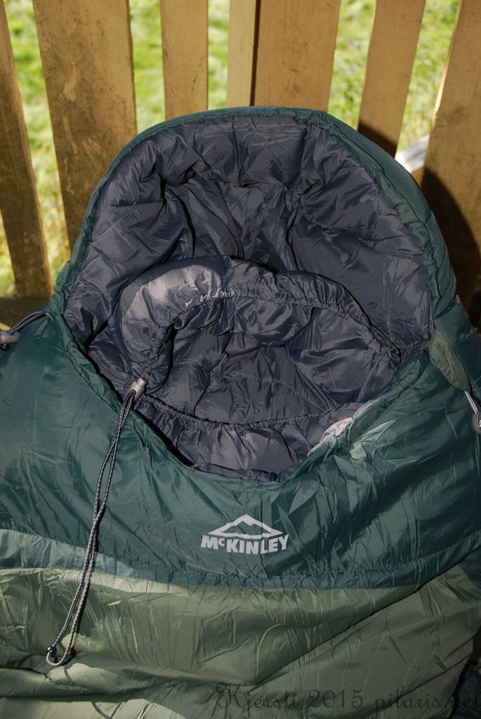 2 190915 Ny sovepose og liggeunderlag